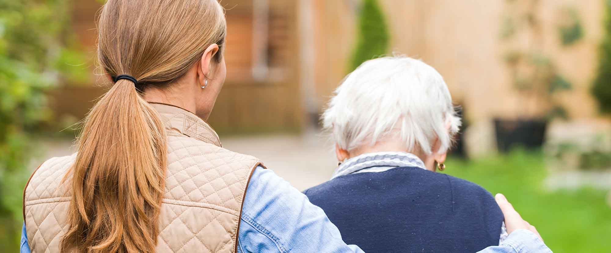 New research suggests that half of women will be caring for someone by the age of 46.