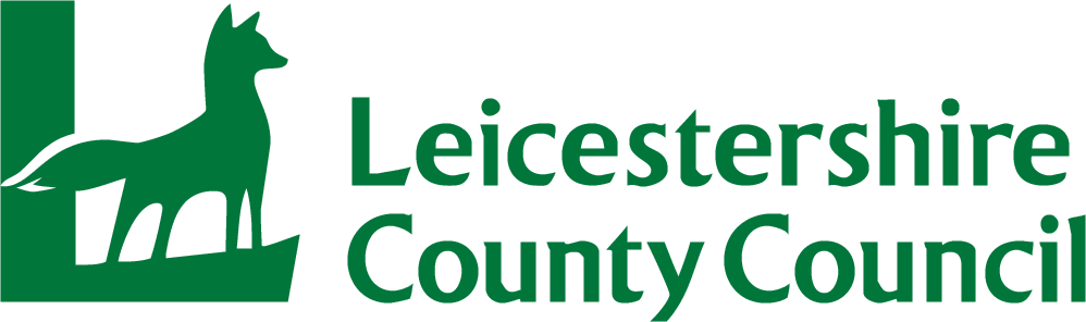 Leicestershire council logo